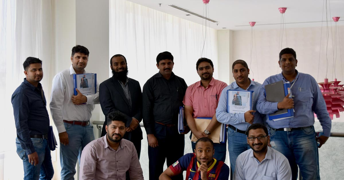 ISO 9001:2015 Lead Auditor Course conducted in Saudi Arabia.